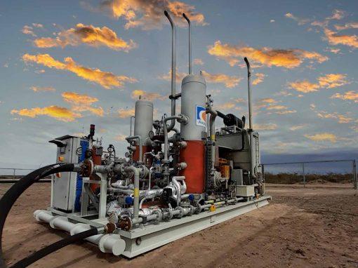 ASPRO provee equipos compresores de gas para Vaca Muerta